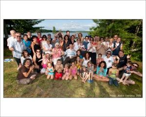 Portrait de Famille 2008-Chalet copy