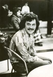 Gaston au Moulinet, été 1973